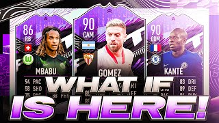 WHAT IF IS HERE! NEW PROMO PREDICTIONS AND MARKET EXPECTATIONS! FIFA 21 Ultimate Team