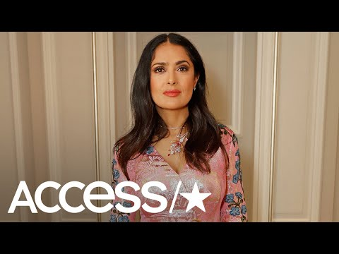 Salma Hayek Calls Harvey Weinstein A 'Monster' In New York Times Op-Ed