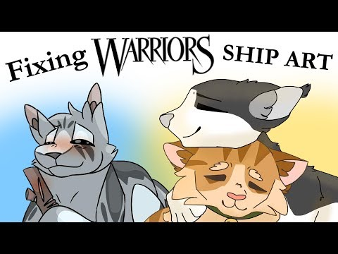 Fixing Your Warrior Cats Ship Art