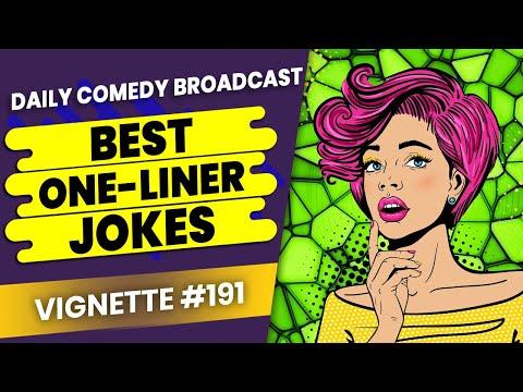 Great Short Jokes 2020 | Laugh The Hardest | Hilarious Short Jokes 2020 | Vignette #191