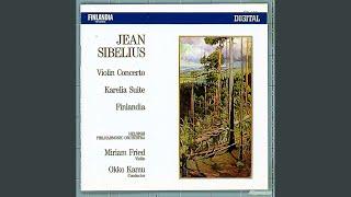 Violin Concerto in D minor Op.47 : II Adagio di molto