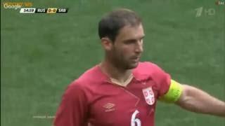 Подолжение Матча Сербия-Россия