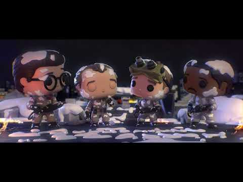 Happy 35th Anniversary of Ghostbusters