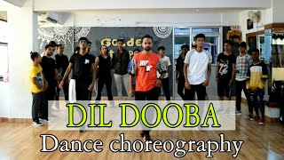 DIL DOOBA | KHAKEE | DANCE CHOREOGRAPHY | Amar | AKSHAY KUMAR,AISHWARYA RAI | GOLDEN STEPPERS
