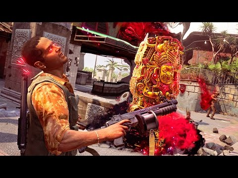 Uncharted 4 Multiplayer - Team Deathmatch DOMINATION!! // Part 1 (Uncharted 4 Multiplayer Gameplay)