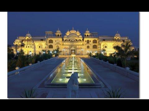 Shiv Vilas Five Star Heritage Hotel In Jaipur City Rajasthan Youtube