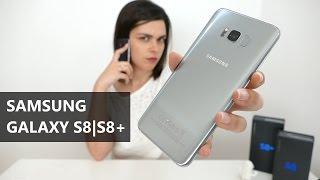 Samsung Galaxy S8   S8+ REVIEW (análise em português)