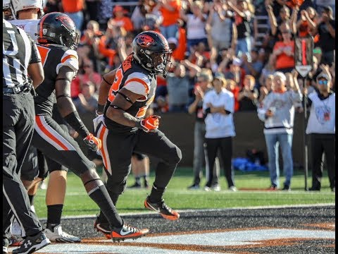 Oregon State's Jermar Jefferson might be the best college running back in the state: Issues & Answers