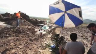 BROKEN ANGEL VIDEO RECORDING BEHIND THE SCENES