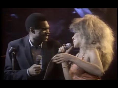 Tina Turner W Robert Cray  634  5789 Live In The U K