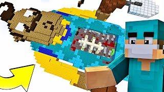 JE DOIS SAUVER MON VOISIN ! | Hello Neighbor Minecraft