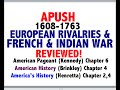 American Pageant Chapter 6 APUSH Review