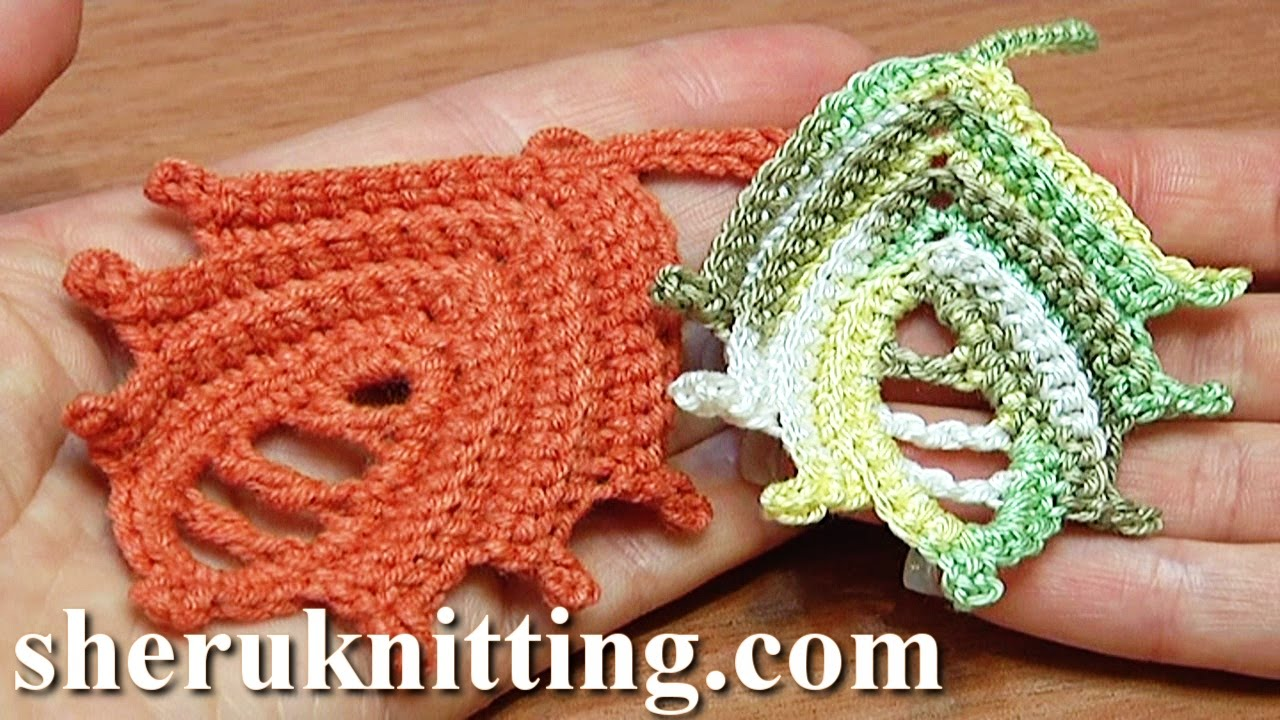 how to start a crochet loop