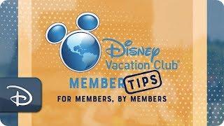 Disney Vacation Club Member Tips - Shopping Discounts