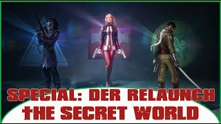 The Secret World Special ► Der kommende Relaunch [DEUTSCH – GERMAN / HD / PC] LET'S TALK