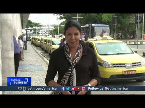 China's Didi bets against Uber in Brazil