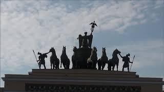 VLOG/Один день в Санкт-Петербурге - 1