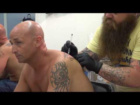 black beards tattoo