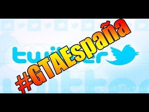 #GTAEspaña es Trending Topic en España!