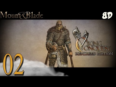 Mount&Blade Ep 02: Let's Get This Party Started!
