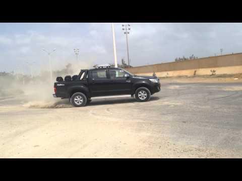 Vigo Champ Drift Karachi