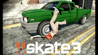 Skate 3 - Tire Pressure [Playstation 3]