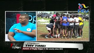 Kenya Rugby League Try time || Top Sport
