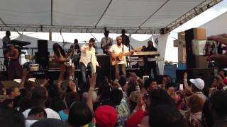 Beres Hammond In Washington DC, U.S.A