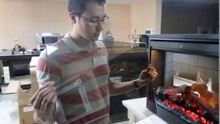 видео Электрические камины Dimplex | Купить электрокамины в интернет-магазине «Камины на Фрунзенской»