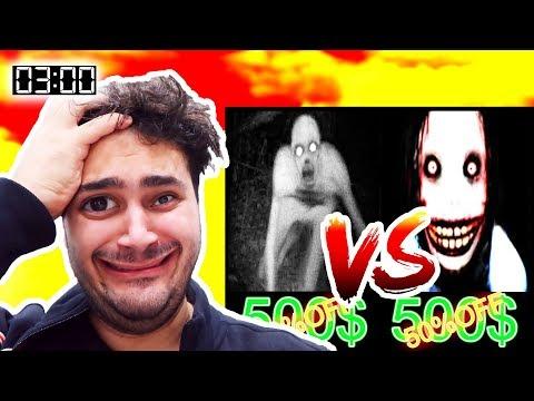 DO NOT BUY THE RAKE  VS JEFF THE KILLER ON THE DARK WEB AT 3 AM! (THE RAKE HELPED ME)