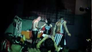 CIRCUS CANNIBAL -- The House of Horror - Centro de Evento Blondie 2012 HD