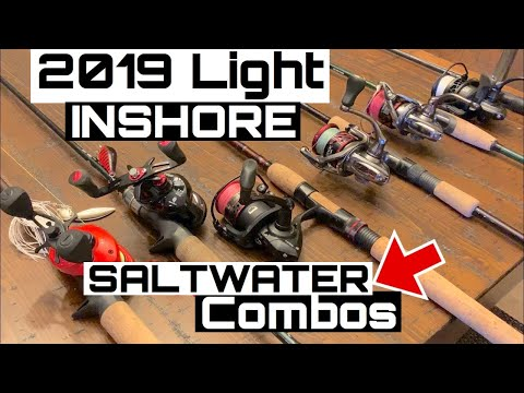 Light Tackle INSHORE FISHING 2019