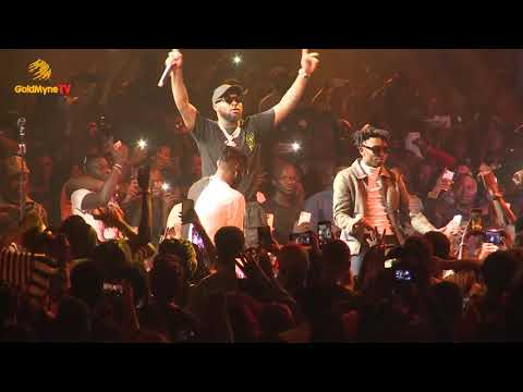 STAR BOY VS DMW PERFORMANCE AT BURNA BOY LIVE IN CONCERT 2018