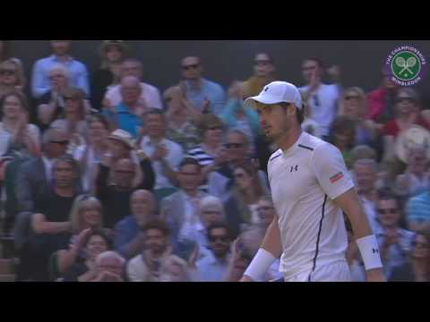 2016, Day 11 Highlights, Andy Murray vs Tomas Berdych