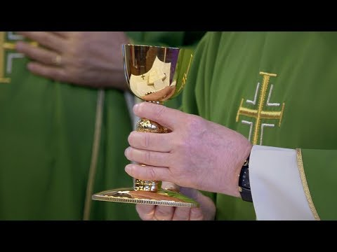 CatholicTV Mass: 5/25/18 | 7th Friday in Ordinary Time