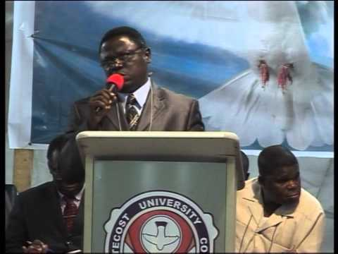 Apostle Dr. F. E Antwi Pours Out His Heart as He Predicts His Passing... A must See