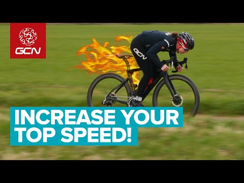 Top Tips To Improve Your Maximum Speed! | How To Get Even Faster On Your Road Bike