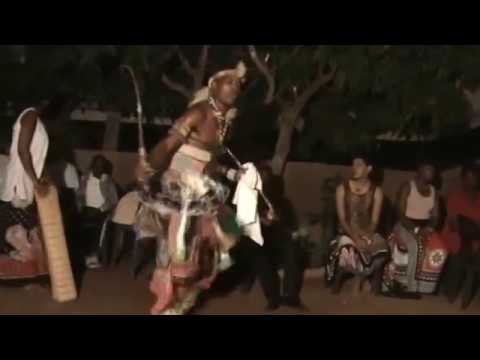 Traditional Healers ceremony
