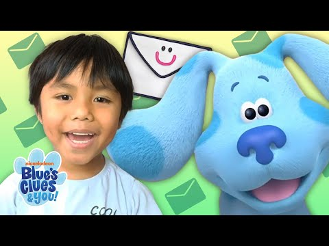 Josh & Blue's Mail Time Compilation! ✉️  | Blue's Clues & You!