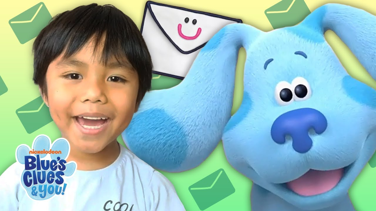 Download Josh & Blue's Mail Time Compilation! ✉️  | Blue's Clues & You!