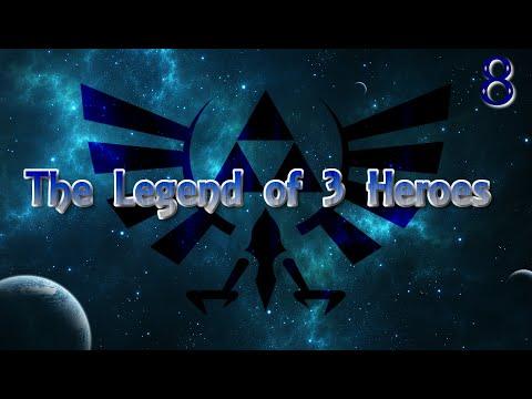 [Minecraft] The Legend Of 3 Heroes - Episode 8 - Ganondorf Spectral et début du temple du feu!