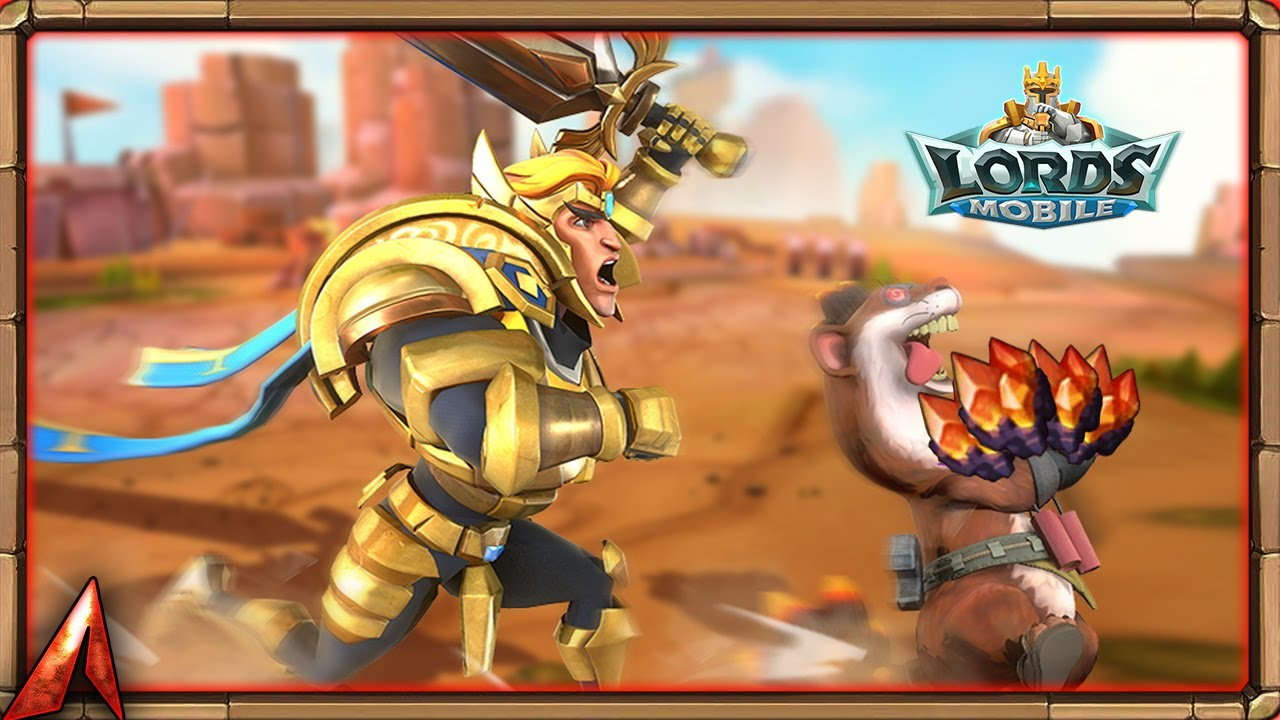 New Hero And New Update Dragon Arena Sneak Peek Lords Mobile Youtube