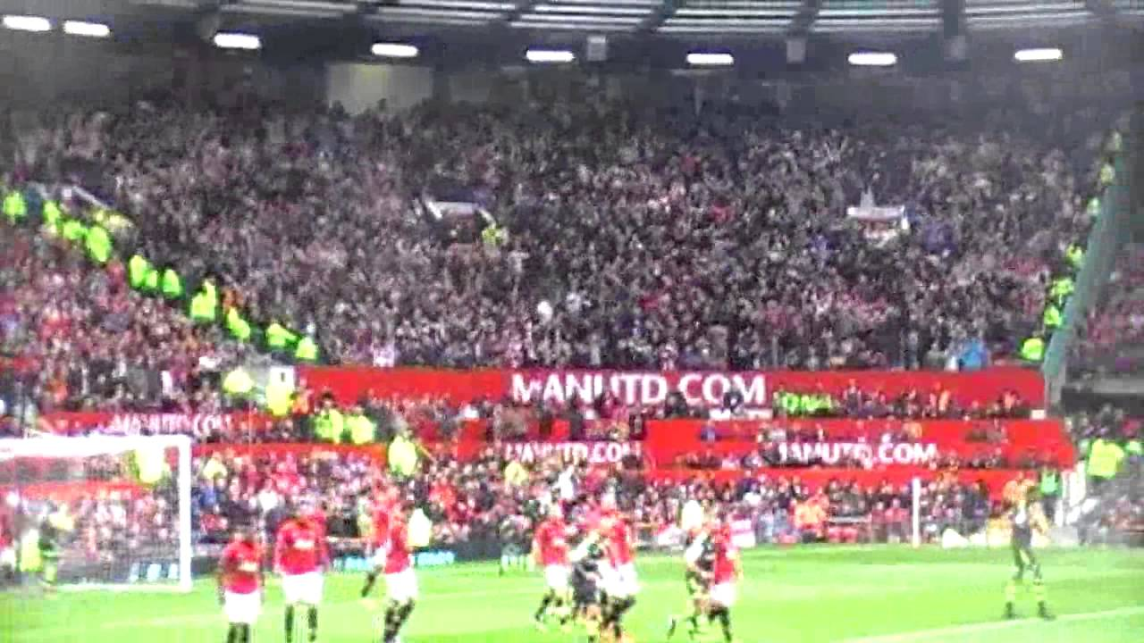 Stoke Fans Reaction To Arnautovic S Goal At Old Trafford