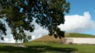 Newgange ruins - Ireland