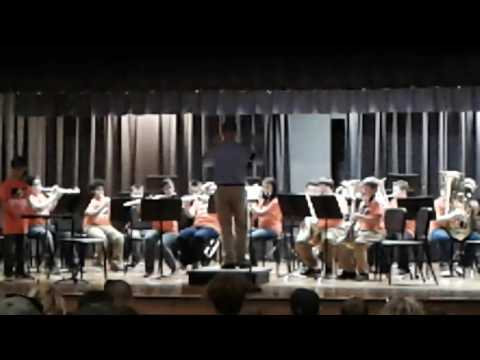 GCMS Middle School Band Concert - Beginners