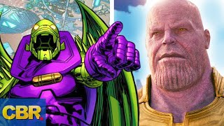 Will Annihilus Be In Marvel's Avengers 4?