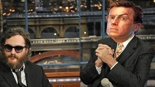 Stephen Colbert Replacing Letterman; Will It Work?