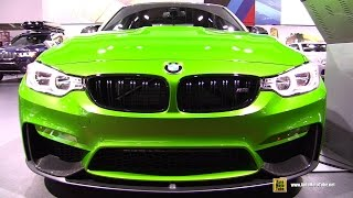 2017 BMW M3 - Exterior and Interior Walkaround - 2017 Montreal Auto Show
