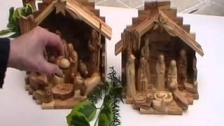 Wooden Nativity Sets