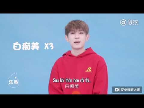 [Vietsub] Awaken-F  20180518 Leyu Video Interview 乐鱼Video采访 对其他成员的初印象